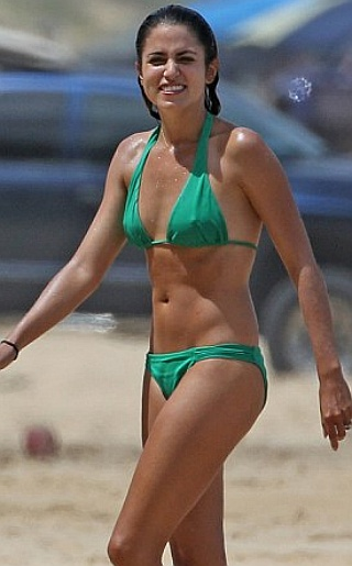 Nikki Reed Bikini Pictures