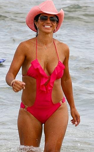 Teresa Giudice Bikini Pictures