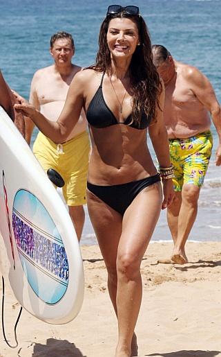 Ali Landry Bikini Pictures