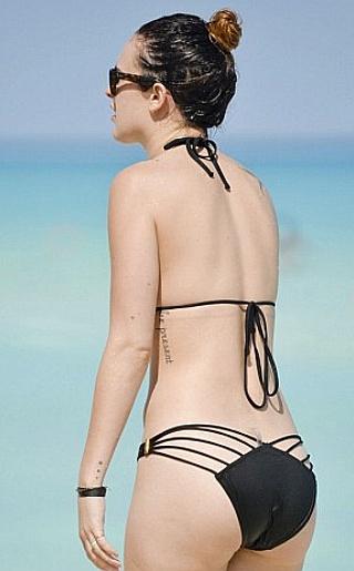 Rumer Willis Bikini Pictures