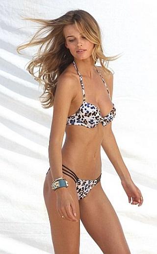 Edita Vilkeviciute Bikini Pictures