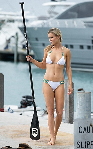 Joanna Krupa Bikini Pictures
