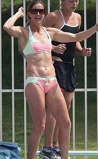 Brandi Chastain Bikini Pictures
