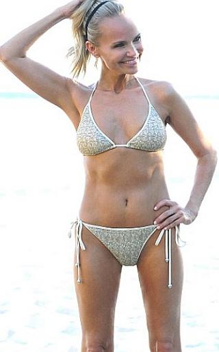 Kristin Chenowet Bikini Pictures