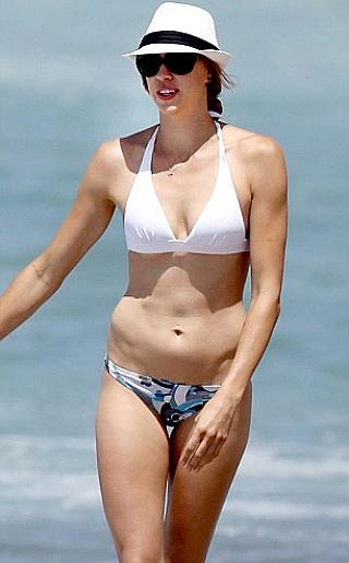 Victoria Prince Bikini Pictures