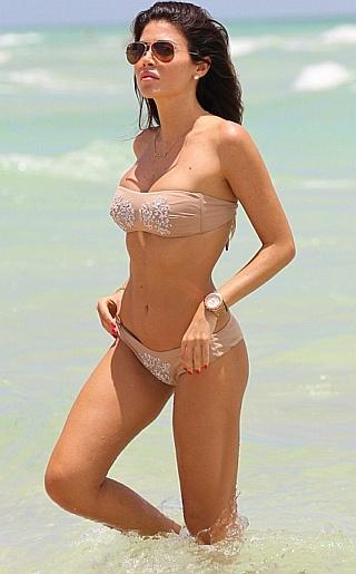 Alessandra Sorcinelli Bikini Pictures
