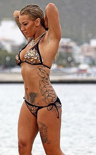 Sallie Axl Bikini Pictures