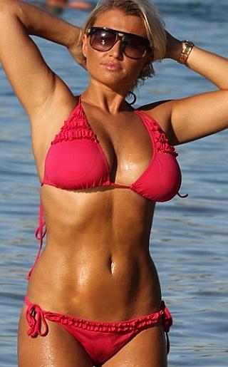 Billie Faiers Bikini Pictures