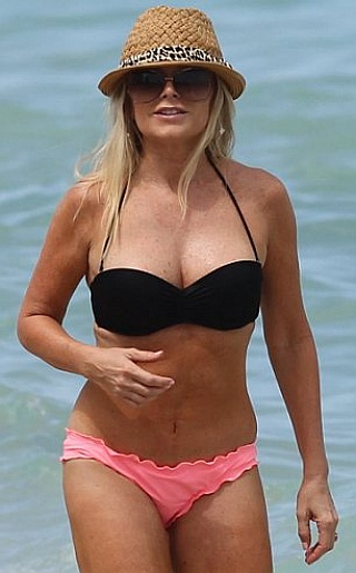 Tamra Barney Bikini Pictures