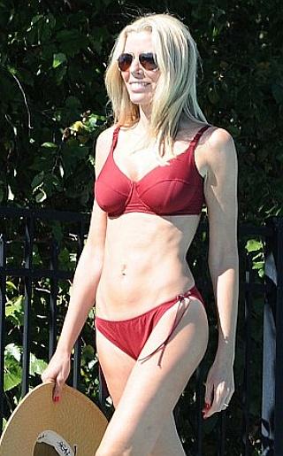 Aviva Drescher Bikini Pictures