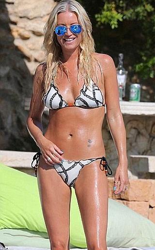 Denise Van Outen Bikini Pictures