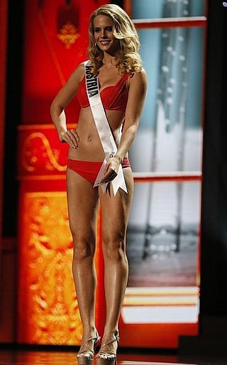 Miss Austria Bikini Pictures