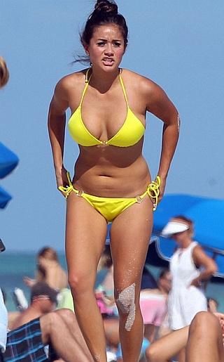 Catherine Guidici Bikini Pictures