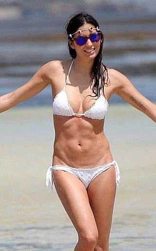 Elisabetta Briatores Bikini Pictures