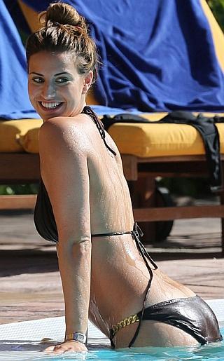 Ferne McCann Bikini Pictures