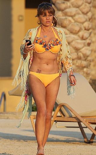 Danniella Westbrook Bikini Pictures