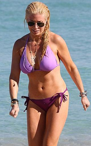Jill Martin Bikini Pictures