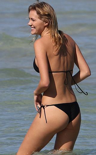 Deimante Guobyte Bikini Pictures