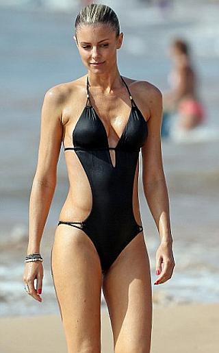 Paige Butcher Bikini Pictures