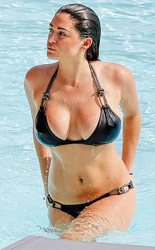 Casey Batchelor Bikini Pictures
