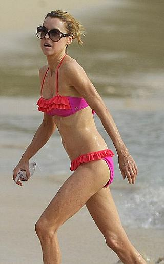 Julie Neville Bikini Pictures