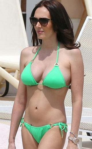 Tamara Ecclestone Bikini Pictures