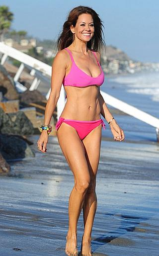 Brooke Burke-Charvet Bikini Pictures