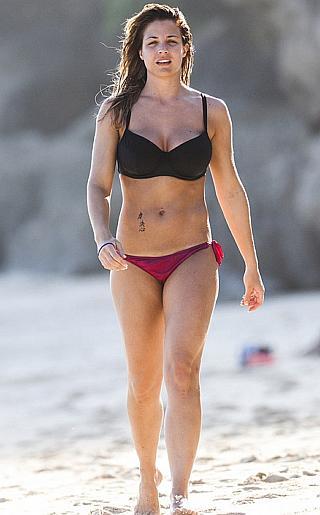 Gemma Atkinsons Bikini Pictures