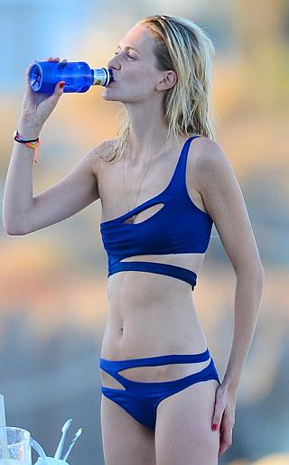 Poppy Delevingne Bikini Pictures