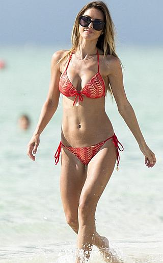 Audrina Patridge Bikini Pictures