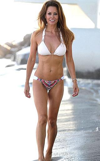 Me, brooke burke charvet bikini remarkable, rather