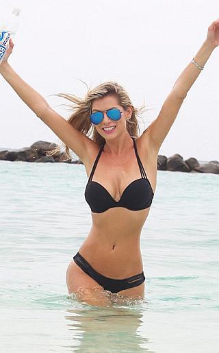 Yasmine Colt Bikini Pictures
